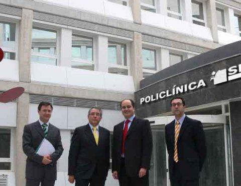 Policlínicas de Sermesa con Historia Clínica Electrónica