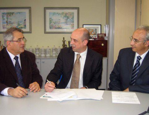 Convenio de Colaboración entre SERMESA y ACEM