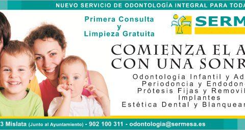 Nuevo Servicio de Odontología en Mislata