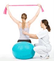 Beneficios del deporte en una lesión muscular