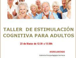 Estimulación Cognitiva para Adultos