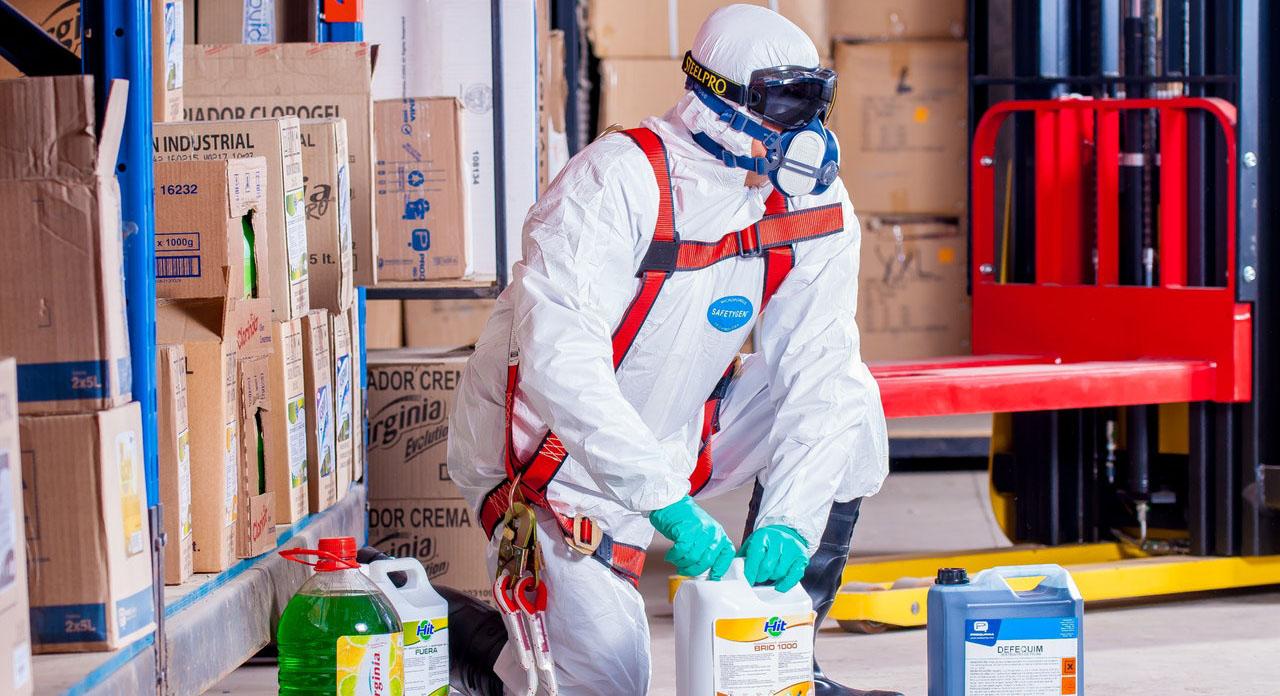 Higiene Industrial - Prevención Técnica
