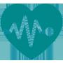 icono prueba ecocardiograma
