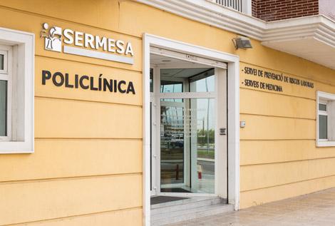 Policlínica Sermesa Alzira