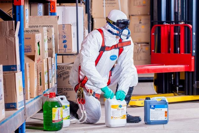 servicio de prevención - higiene industrial
