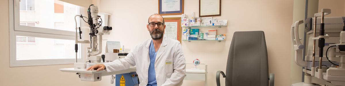 Especialidad - Oftalmología