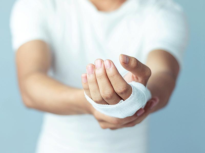 cámara hiperbárica para la cicatrización de heridas